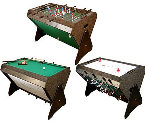 3 in one game table 3 in 1 game table foosball air hockey pool