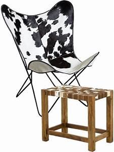 La Maison Du Tabouret : o trouver de la d co en peau de vache joli place ~ Preciouscoupons.com Idées de Décoration