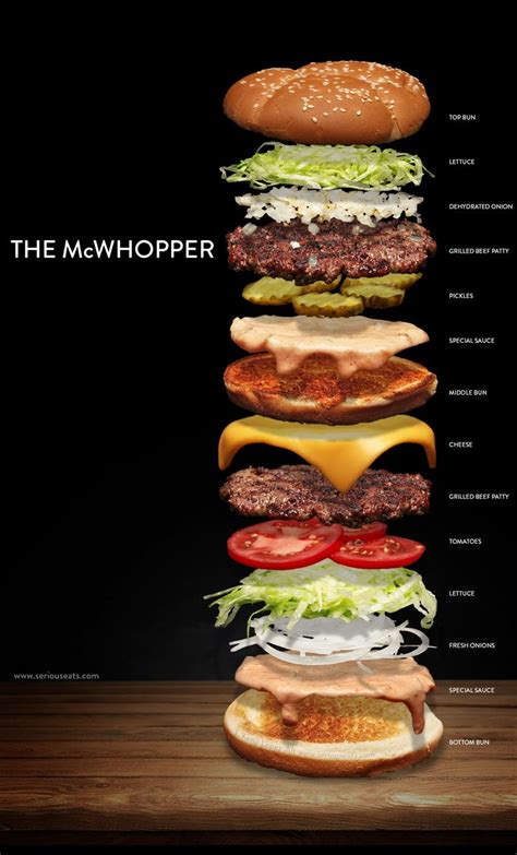 jeux de cuisine burger mcdonald 39 s killed burger king 39 s mcwhopper so we made it