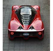2006 Ferrari P4/5 Pininfarina  Specifications Photo