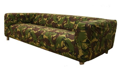 Replacement Settee Covers by Custom Cover Slipcover To Fit Ikea Klippan 4 Seater Sofa