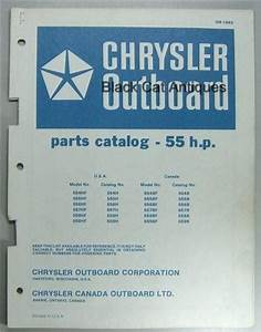 Chrysler Outboard Parts List 55 Hp Usa 554
