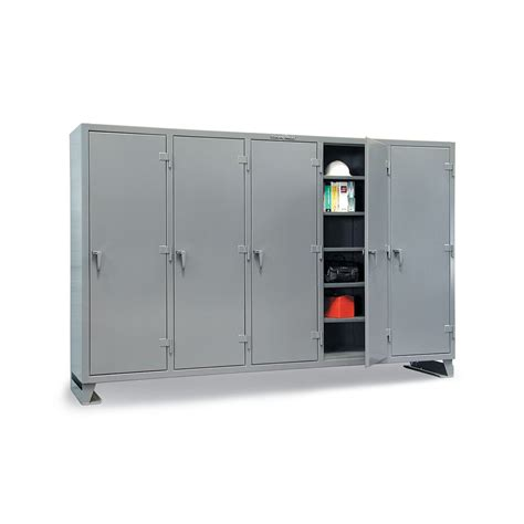 industrial storage cabinets strong hold products multi shift industrial storage
