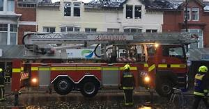 Damage visible in Paignton as dawn breaks after huge fire ...