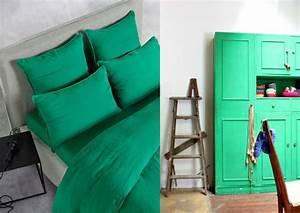 la deco vert emeraude joli place With exceptional couleur pastel pour salon 12 le salon passe au vert joli place