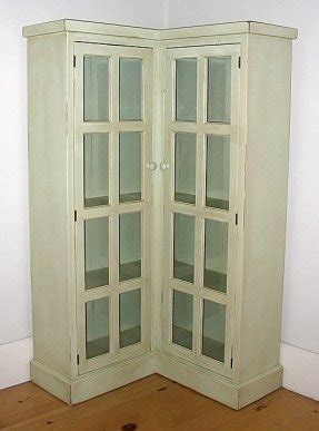 Corner Bookcases With Doors by Media Cabinet Glass Doors Foter