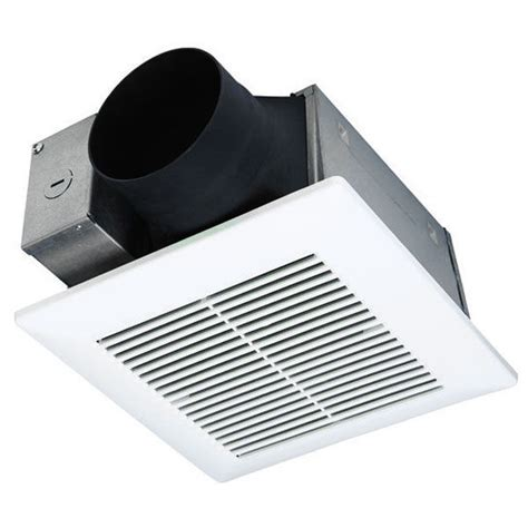 panasonic ecovent bathroom exhaust fan housing 4 quot duct