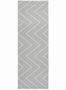 Tapis De Couloir : tapis de couloir kilim rita gris ~ Teatrodelosmanantiales.com Idées de Décoration
