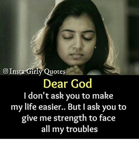 insta girly quotes dear god  dont