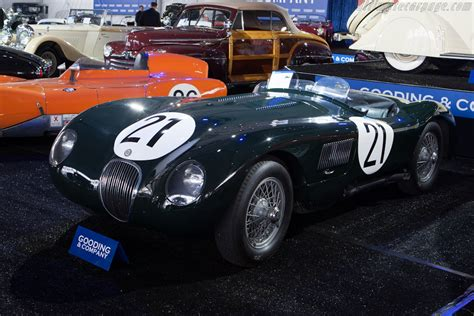 Jaguar C-Type - Chassis: XKC 050 - 2012 Monterey Auctions