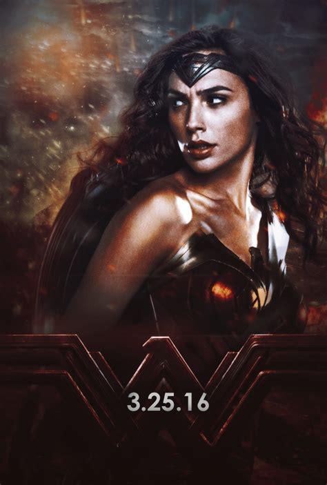 Wonder Woman Poster By Gsoriedem On Deviantart