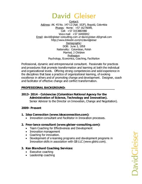 Technology Innovation Executive Resume by Technology Innovation Executive Resume