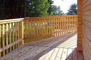 Geländer Holz Terrasse : gel nder f r terrasse br stungsh he fenster k che ~ Watch28wear.com Haus und Dekorationen