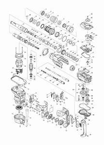 Buy Makita Hr4013c Replacement Tool Parts