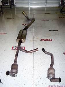 2005 Dodge Ram 1500 Exhaust System