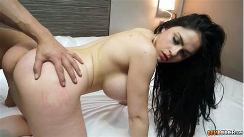 Big Short Hair Is Fucks Poundings In A Doggy Style #Huge #Tits #Of #Latin #Slut #Bounce #While #She #Gets #Drilled #In