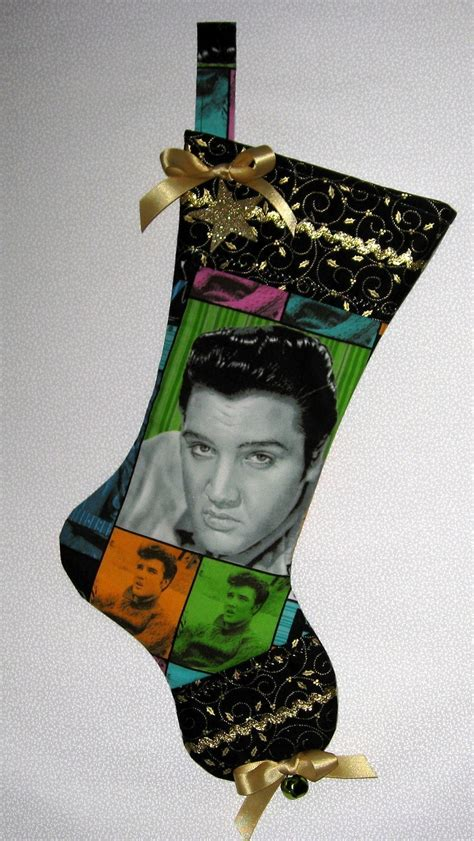 elvis elvis presley fan christmas gift by thestorybookcottage