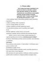 Preses relīze / Summaries, Notes / ID: 453378