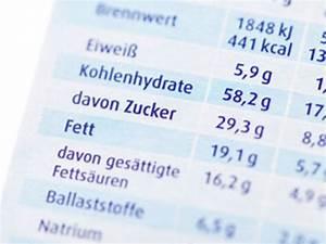 Zementbedarf Berechnen : kohlenhydrate bedarf berechnen gesunde ern hrung lebensmittel ~ Themetempest.com Abrechnung