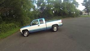 Review For 1994 Gmc Sierra 1500 4x4 Pickup Truck Walk Around  U0026 Test-drive Chevy