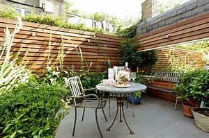 Petit Jardin Moderne : petit jardin moderne visite d 39 oasis en 55 photos ~ Dode.kayakingforconservation.com Idées de Décoration