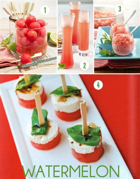 Summer Entertaining Five Crowdpleaser Watermelon Recipes