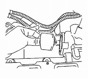 Location Of Thermostat For 2005 Chevy Malibu With 2 2