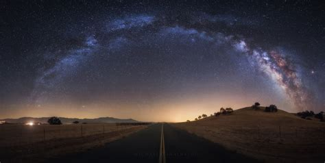 California Milky Way Photography Night Sky