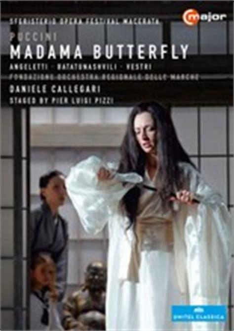 madame butterfly du 16 02 2013 au 16 02 2013