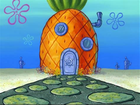 S House Spongebob by Image Spongebob S Pineapple House In Season 7 3 Png