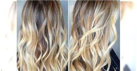 multicolor blond pomysl na modny kolor wlosow dla blondynek