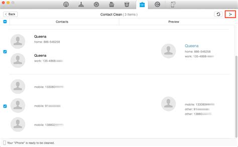 merge contacts iphone how to merge duplicate contacts on iphone imobie inc