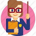 Teacher Icon Icons Premium Flaticon Svg Social