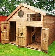 Cerys Cottage Playhouse With The Garage And Single Entrance Doors Wide Double Garage Design Ideas Garage Doors Aluminium Wood Aluzinc Roll A Door Cedar Shakes Above House Garage Door Full Size Of Natural Wood