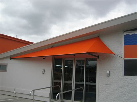 Fixed Frame Awnings & Canopies