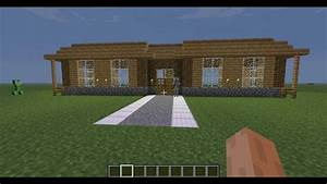Construire Une Maison : minecraft tutoriel comment construire une grande maison ~ Melissatoandfro.com Idées de Décoration