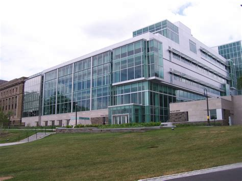 physical sciences building facility information