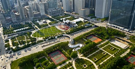 millennium park garage food lifestyle top 6 things to see in chicago