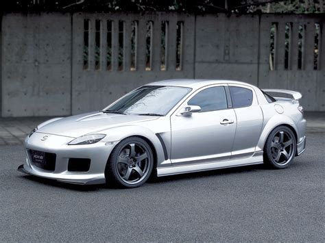 Mazda Rx-8 New Sports Car