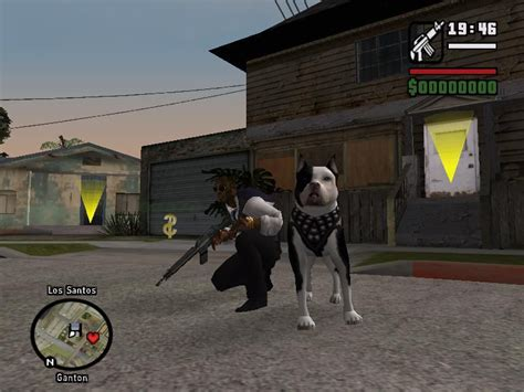Gta San Andreas New Dog Mod Mod