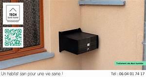 Refaire Un Mur Humide : tech sant habitat traitement anti moisissures ~ Premium-room.com Idées de Décoration