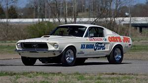 1968 Ford Mustang Cobra Jet | S119 | Indy 2017