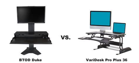 varidesk pro plus 36 btod duke vs varidesk pro plus 36 which is the best