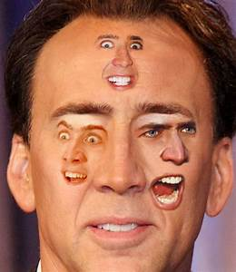 the nic cage thing   Tumblr