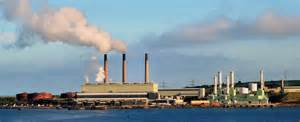 ballylumford power stations islandmagee  albert