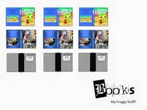 My Froggy Stuff Printables Books