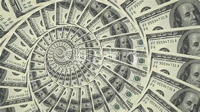 Dollars Money Dollar Wallpapers Animation Cash Background