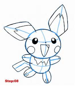 How to Draw Easy Cute Pokemon