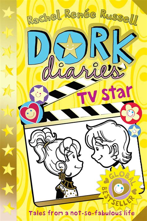 Dork Diaries Tv Star  Book By Rachel Renee Russell