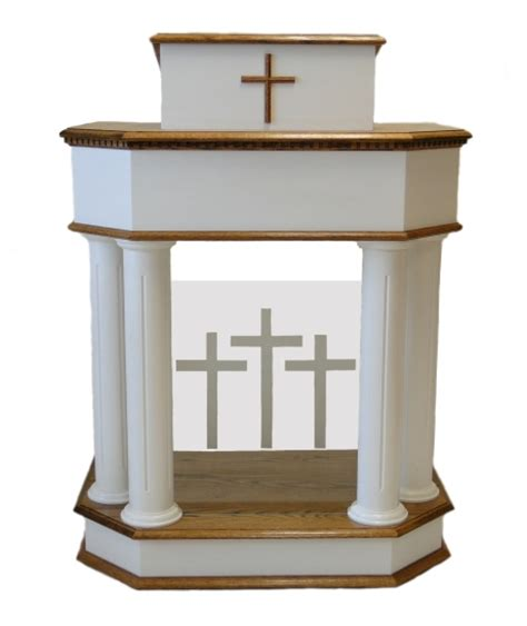 traditional pulpits church podiums